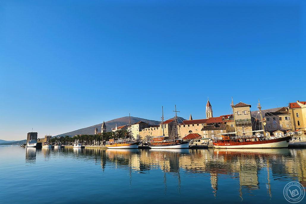 เมืองเก่า Trogir