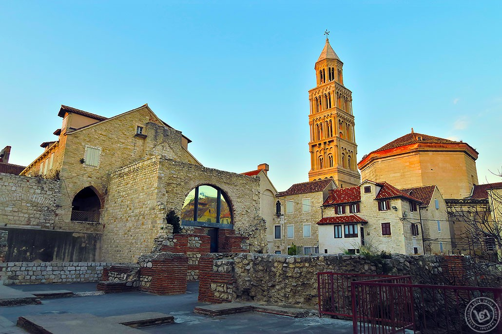 Palace of Diocletian เมือง Split
