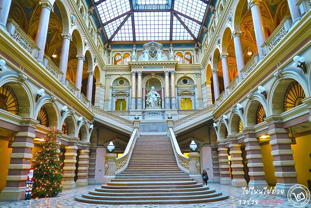 ห้องโถงในกระทรวงยุติธรรม (Palace of Justice)