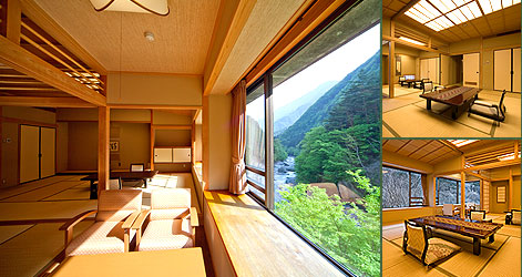 Keiunkan Room