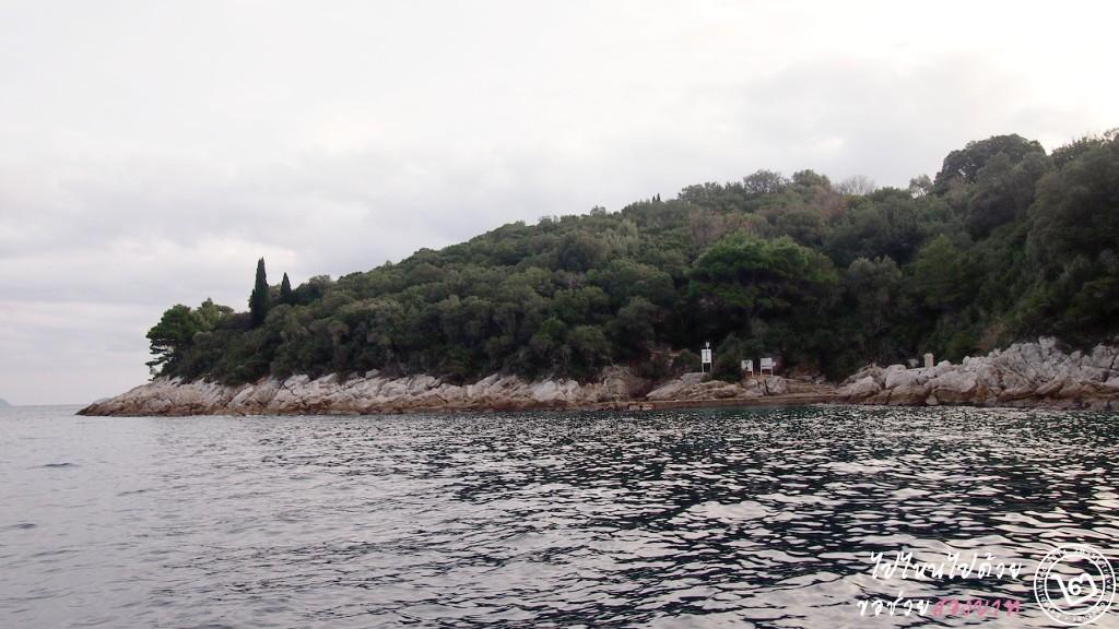 เกาะโลครุม Lokrum Island
