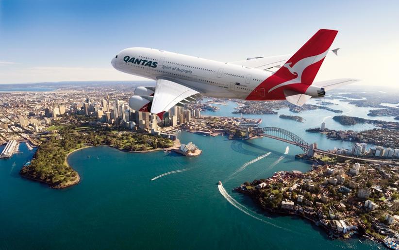 ภาพจากเว็บไซต์ Qantas