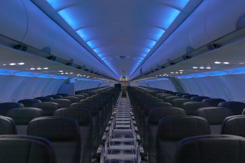 JetBlue Cabin Redesign