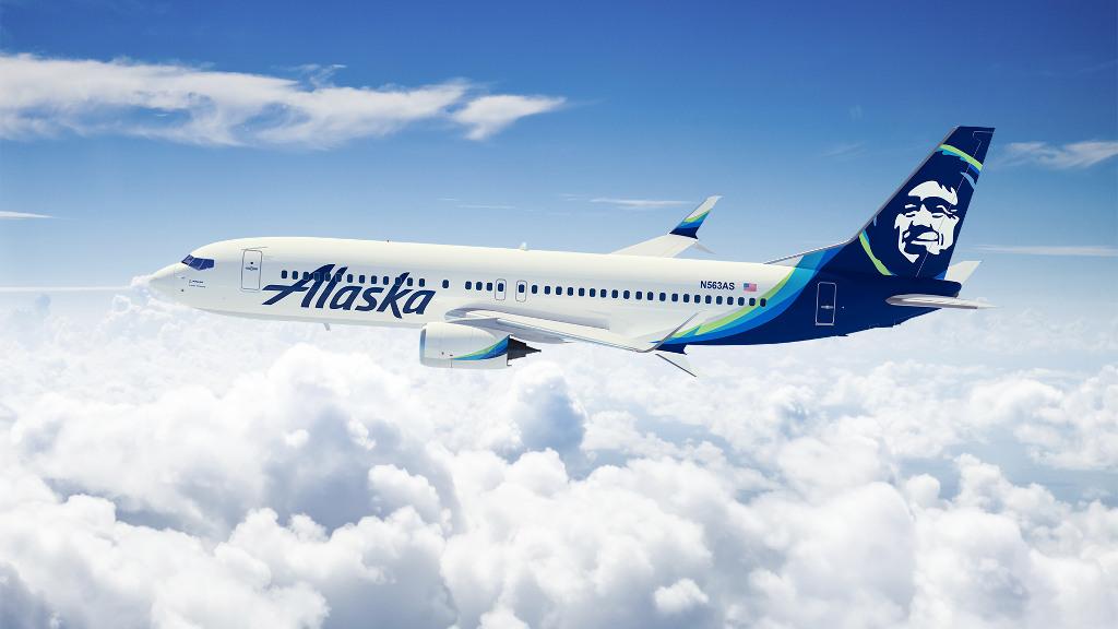 alaska airlines rebranding
