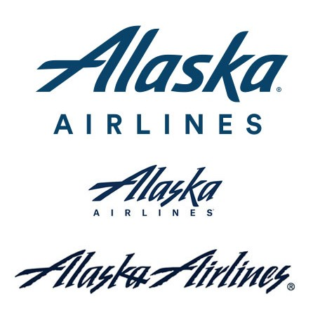 Alaska Airlines Wordmark