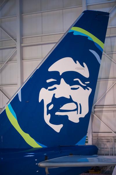 Alaska Airlines Eskimo