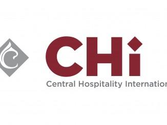 โลโก้ใหม่ของ CHi - Central Hospitality International