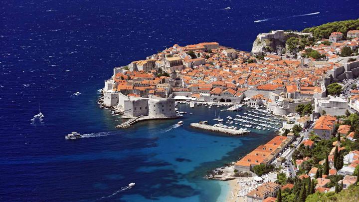 Dubrovnik - ภาพจากการท่องเที่ยวโครเอเชีย