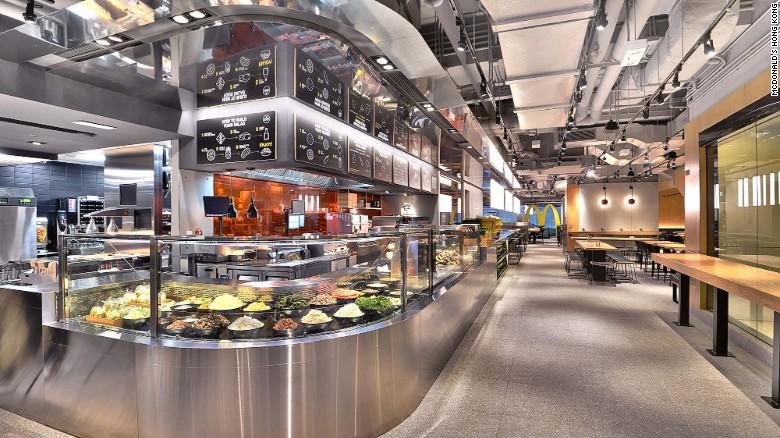 ภาพจาก McDonald's Hong Kong