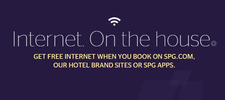 โรงแรมเครือ Starwood ได้ใช้ Wi-Fi ฟรีถ้าจองผ่านหน้าเว็บโรงแรมเท่านั้น