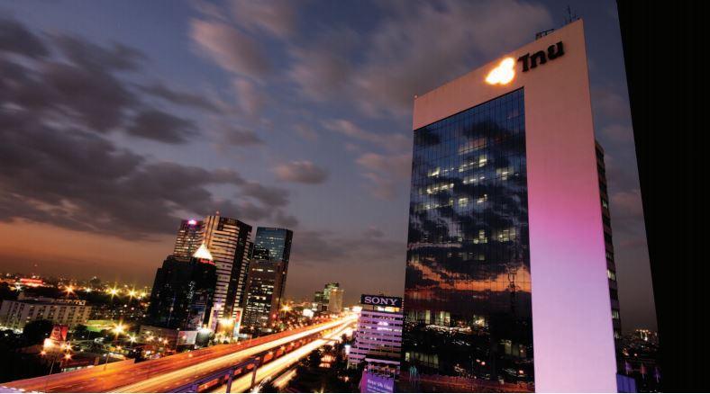 สำนักงานใหญ่การบินไทย (ภาพจากการบินไทย)