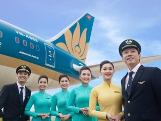 ภาพจาก Facebook Vietnam Airlines