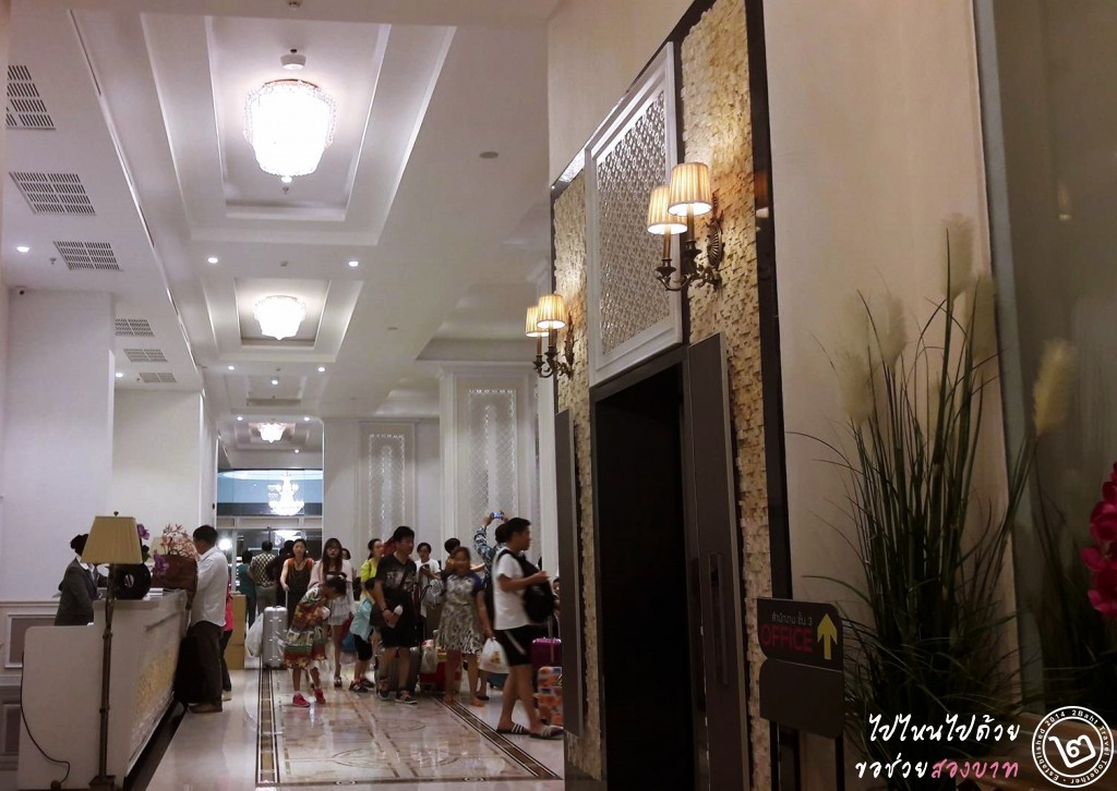 โรงแรม The Bazaar Hotel Bangkok