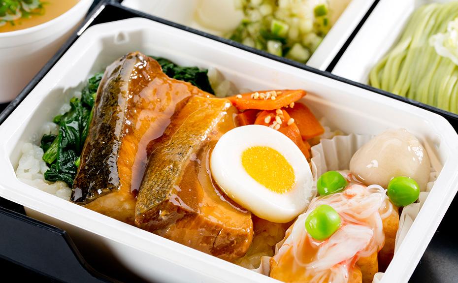 ANA Japan Meal
