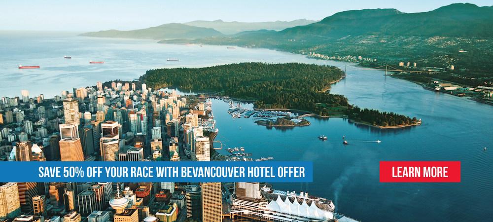 งานวิ่งมาราธอน ต่างประเทศ: ภาพจาก Vancouver Marathon