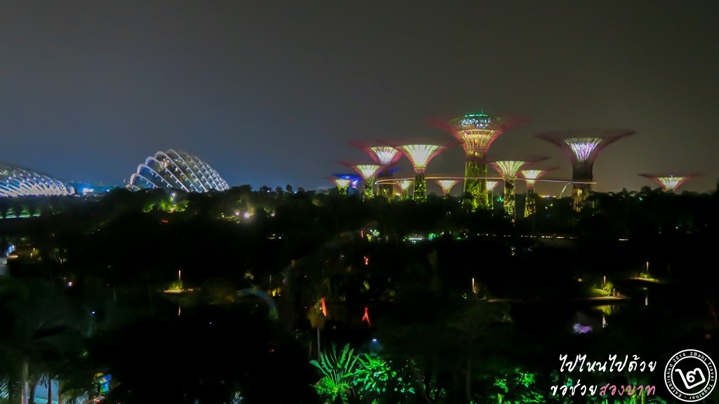 Gardens by the Bay ที่สิงคโปร์