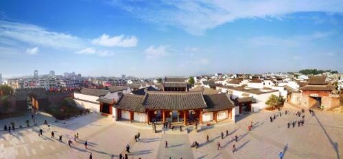 เมืองโบราณฮุ่ยโจว (Huizhou)