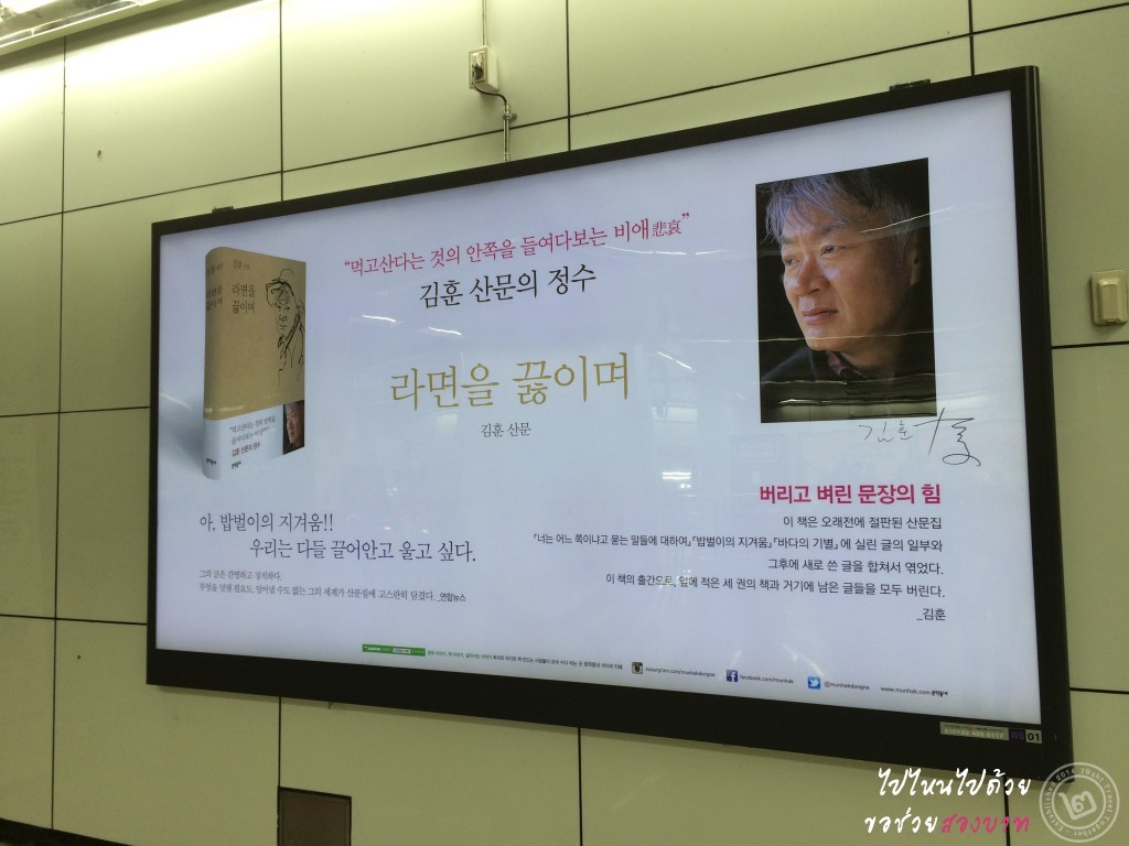 bookstore ypbooks youngpoong book seoul korea ร้านหนังสือ ร้านหนังสือเกาหลี
