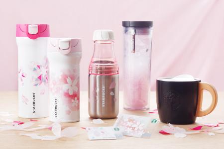 Japan Starbucks 2016-Sakura Goods 1