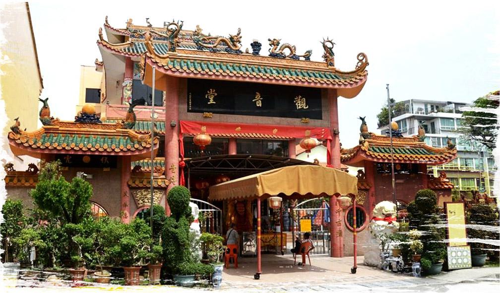 วัดเจ้าแม่กวนอิม (Kuan Im Tng Temple, Joo Chiat )