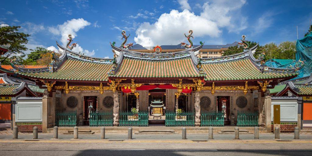 วัดเทียนฮกเก๋ง (Thian Hock Keng Temple)