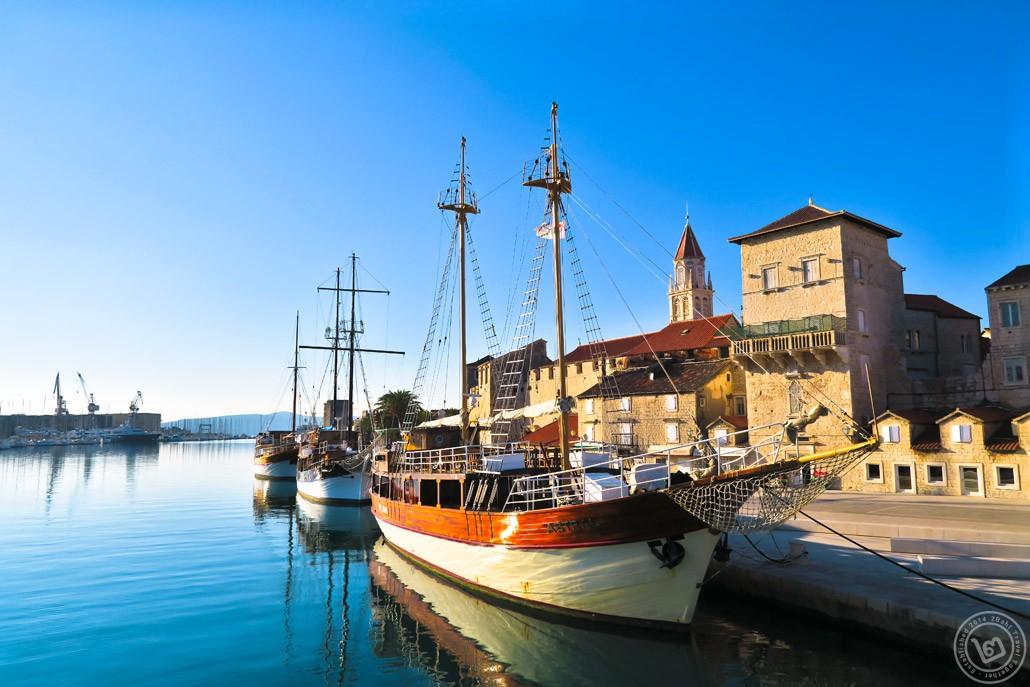 เที่ยวเมืองโทรเกียร์ (Trogir) มรดกโลก ประเทศโครเอเชีย