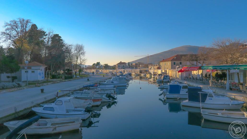 เที่ยวเมืองโทรเกียร์ (Trogir) โครเอเชีย