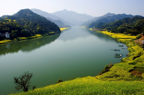 Xin'an River Landscape Gallery