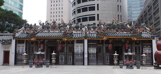 วัดเยี่ยไห่ชิง (Yueh Hai Ching Temple หรือ Wak Hai Cheng Bio)