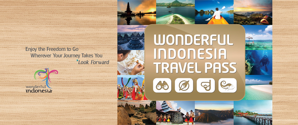 Garuda Wonderful Indonesia Pass
