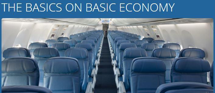 Basic Economy Delta
