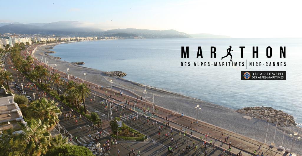 งานวิ่งมาราธอน ต่างประเทศ: ภาพจาก Facebook French Riviera Marathon