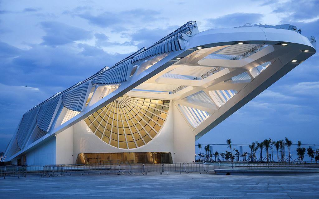 Museum of Tomorrow สถานที่ท่องเที่ยวแห่งใหม่ล่าสุดในบราซิล