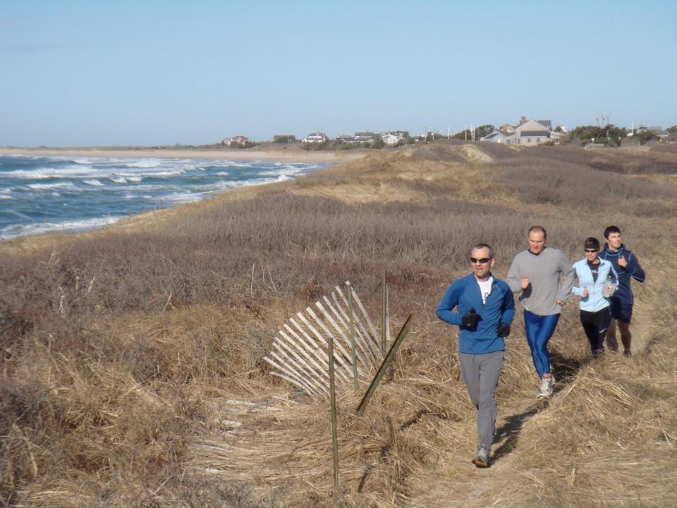 งานวิ่งมาราธอน ต่างประเทศ: ภาพจาก Nantucket Triathlon Club