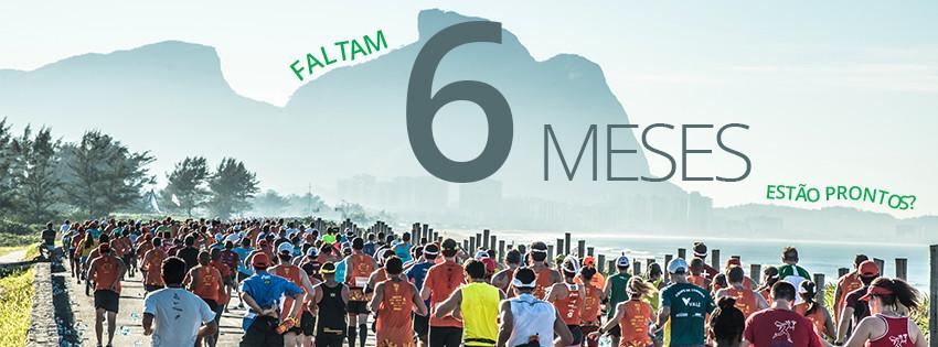 งานวิ่งมาราธอน ต่างประเทศ: ภาพจาก Facebook Rio Marathon