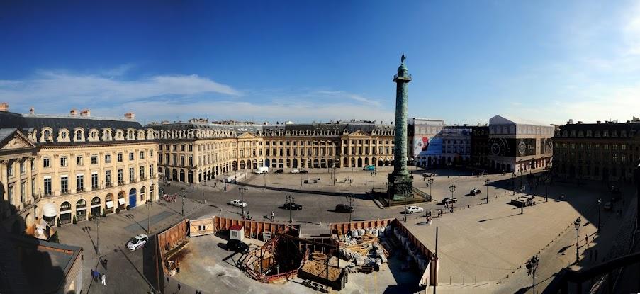 โรงแรม Ritz Paris โรงแรมสุดหรู กับทำเลทองกลางปารีส