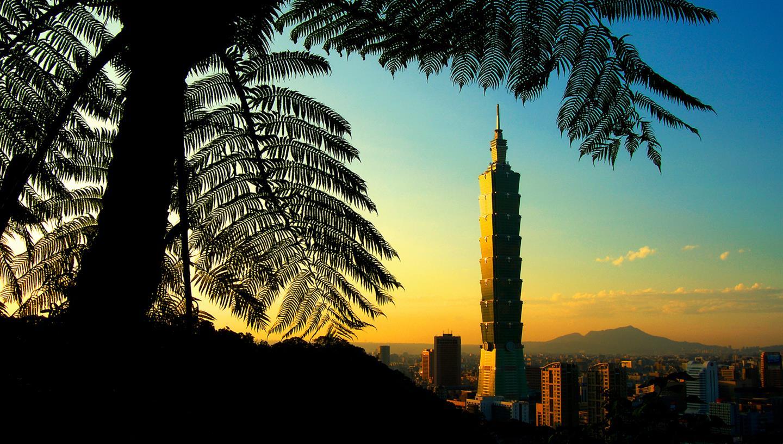 ภาพจากเว็บไซต์ Taipei 101