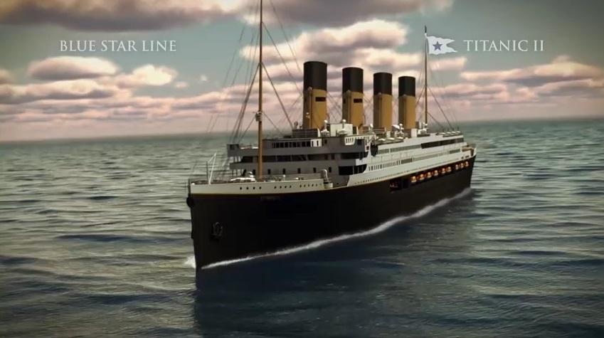 เรือ Titanic 2