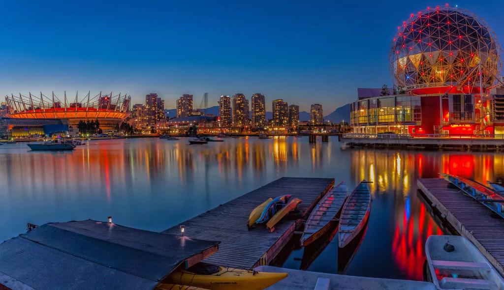 ภาพจาก Tourism Vancouver