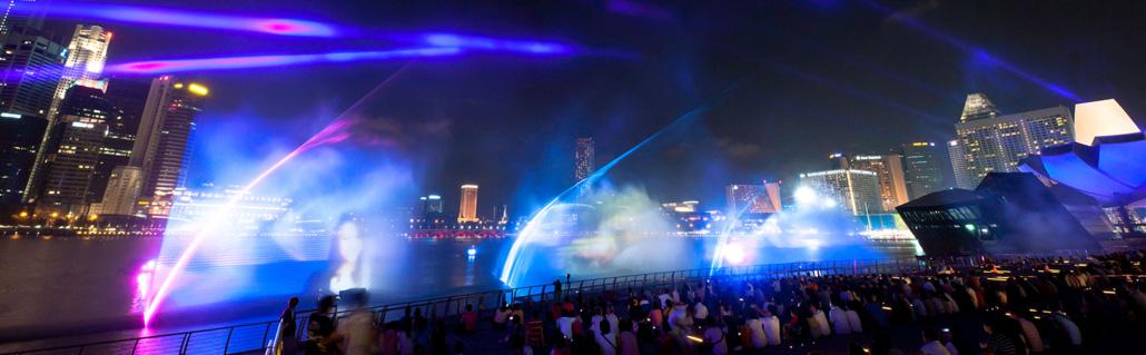 Wonder Full Light & Water Show