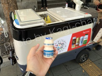 yakult car korea