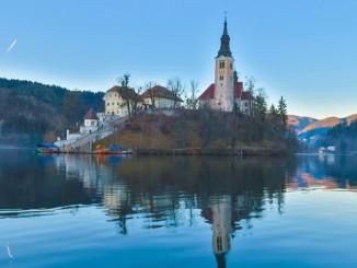 เที่ยวทะเลสาบเบลด (Bled) ประเทศสโลวีเนีย