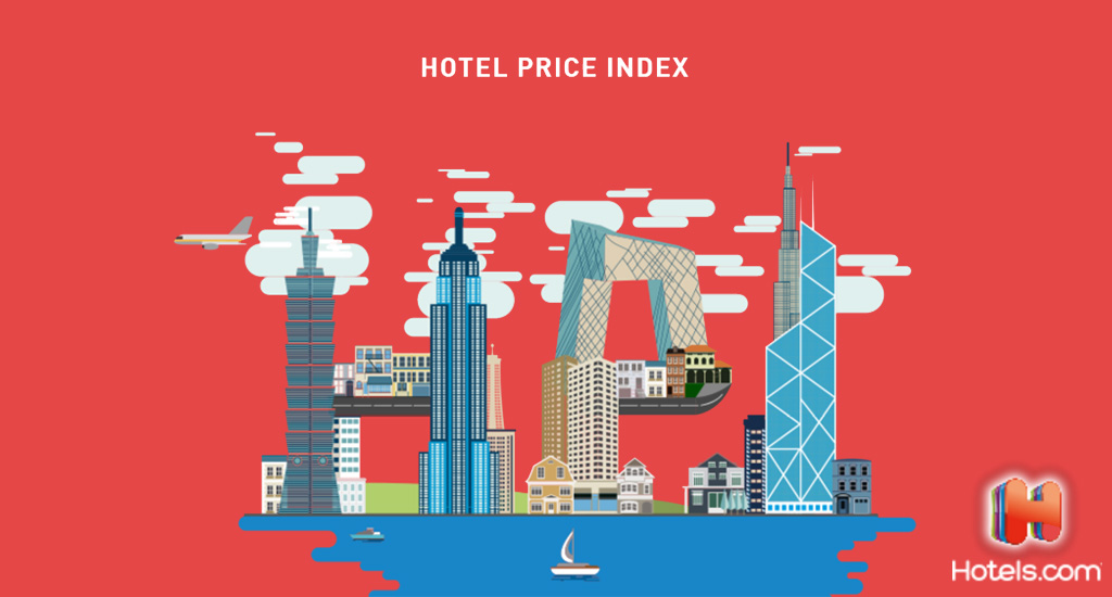 ดัชนีราคาห้องพัก Hotel Price Index (HPI) ประจำปี 2015