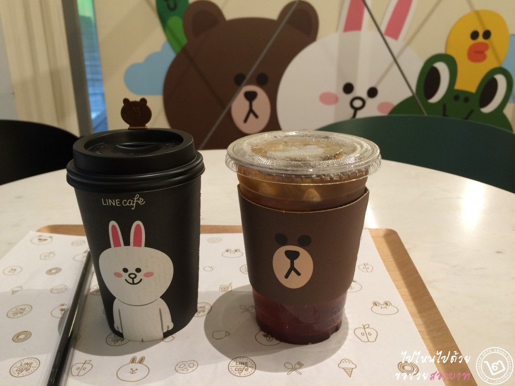 Line friend cafe korea