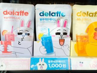 รีวิว น้ำถุง (เครื่องดื่มสำเร็จรูปในซอง) เกาหลี