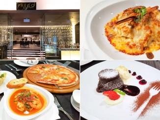 รีวิว อาหารอิตาเลี่ยน โรงแรม Novotel อิมแพค เมืองทองธานี