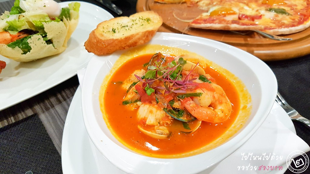 Fisherman's Stew by Prego Trattoria