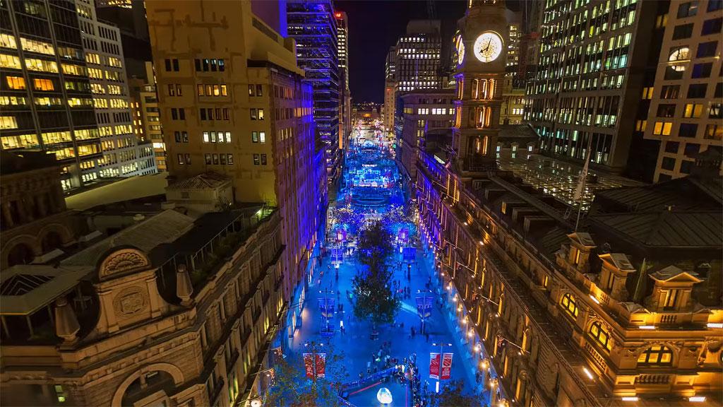 Vivid Light Walk - Vivid Sydney