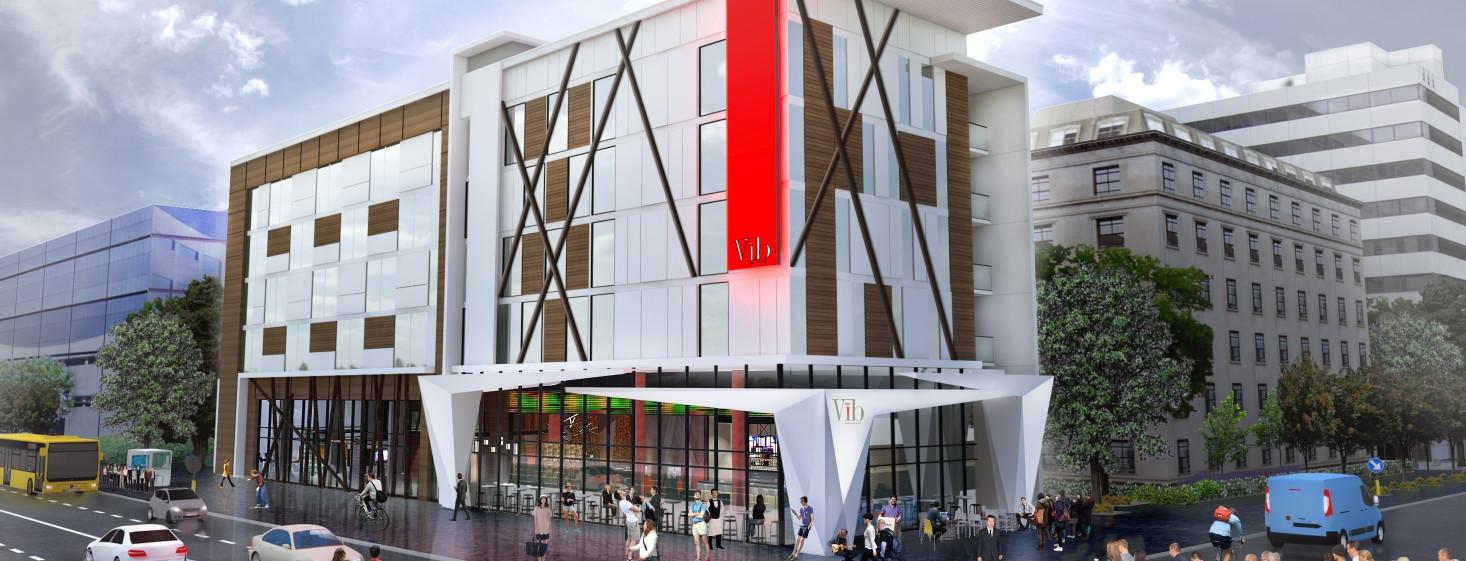 ภาพตัวอย่างโรงแรม Vib Hotel