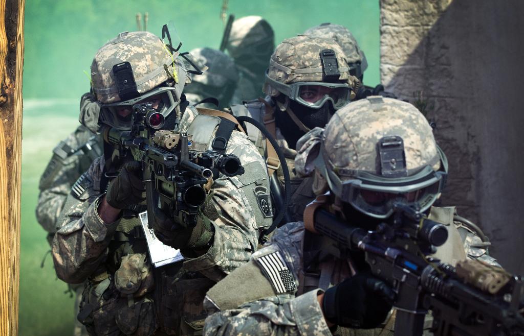 ภาพจาก US Army